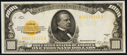 1928 $1000 Gold Certificate Gold Seal