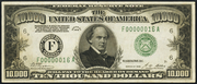 1928 $10000 Federal Reserve Note Green Seal