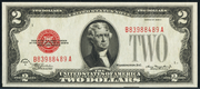 1928C $2 Legal Tender Red Seal