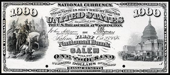 1875 $1000