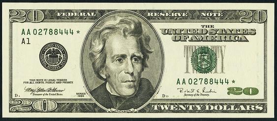 1996-twenty-dollar-federal-reserve-notes