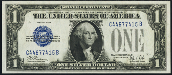 1928B $1 Silver Certificate Value – How much is 1928B $1 Bill Worth?
