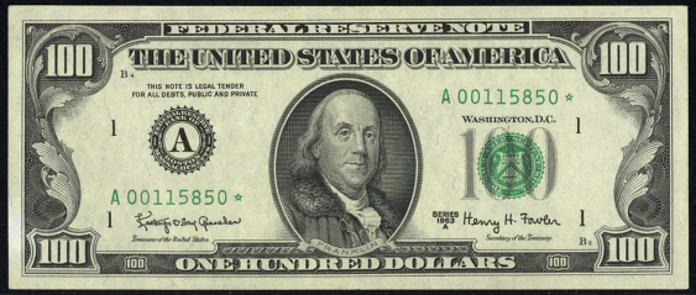 1974 $100 Federal Reserve Note Value – How much is 1974 $100 Bill Worth?