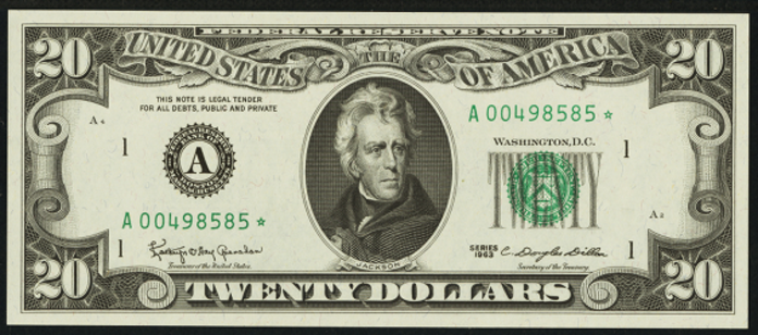 1977 $20 Federal Reserve Note Value – How much is 1977 $20 Bill Worth?