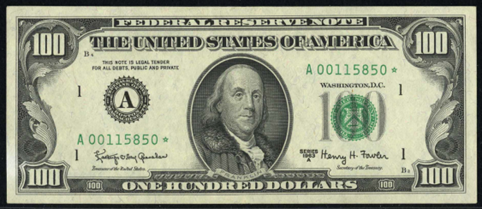 1981 $100 Federal Reserve Note Value – How much is 1981 $100 Bill Worth?