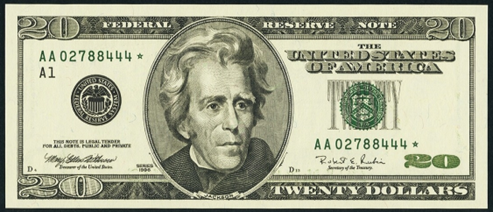 2001 $20 Federal Reserve Note Value – How much is 2001 $20 Bill Worth?